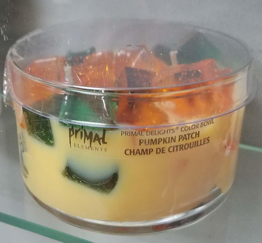 pumpkin patch candle