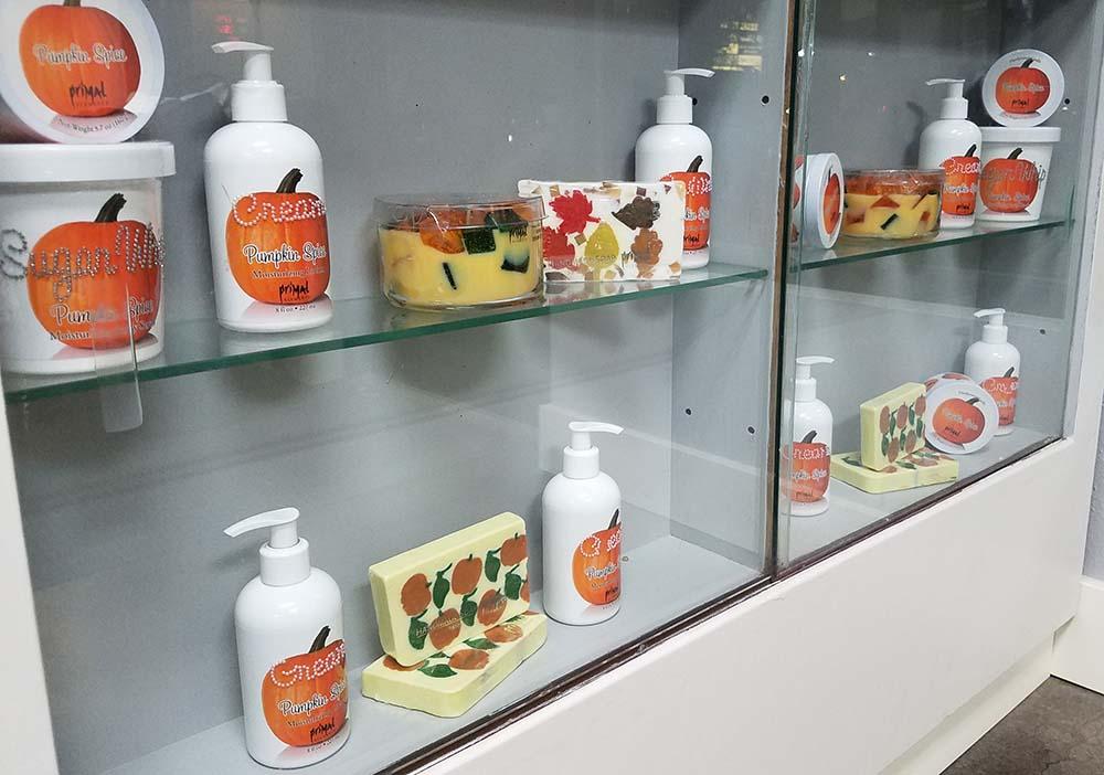 pumpkin products