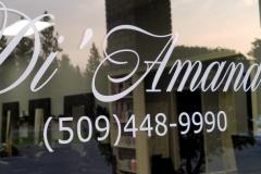 Di'Amand front door